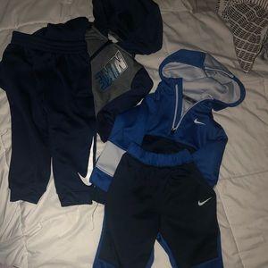 Kids Nike outfits